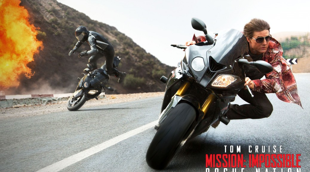 Episode 10 – Mission: Impossible – Rogue Vacation   Bored as